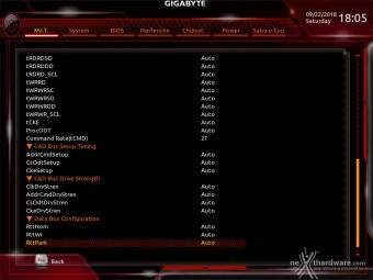 GIGABYTE X399 AORUS XTREME 8. UEFI BIOS - M.I.T. 12