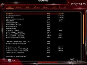 GIGABYTE X399 AORUS XTREME 8. UEFI BIOS - M.I.T. 13