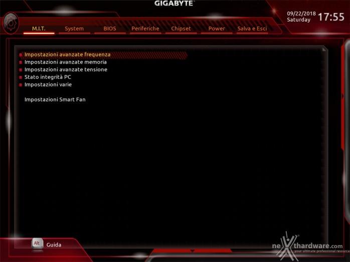 GIGABYTE X399 AORUS XTREME 8. UEFI BIOS - M.I.T. 1