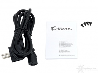 AORUS P850W 1. Packaging & Bundle 6