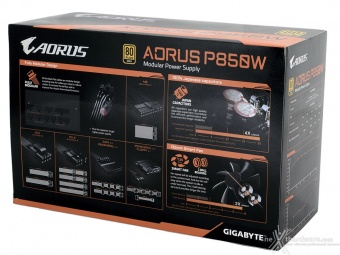 AORUS P850W 1. Packaging & Bundle 2