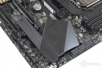 ASUS ROG MAXIMUS XI HERO (WI-FI) 4. Vista da vicino - Parte seconda 2