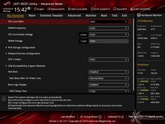 ASUS ROG MAXIMUS XI HERO (WI-FI) 7. UEFI BIOS  -  Impostazioni generali 3