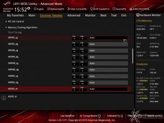 ASUS ROG MAXIMUS XI HERO (WI-FI) 8. UEFI BIOS - Extreme Tweaker 21