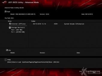ASUS ROG MAXIMUS XI HERO (WI-FI) 7. UEFI BIOS  -  Impostazioni generali 14