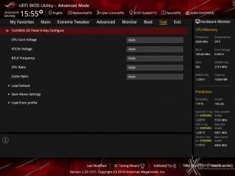 ASUS ROG MAXIMUS XI HERO (WI-FI) 7. UEFI BIOS  -  Impostazioni generali 17