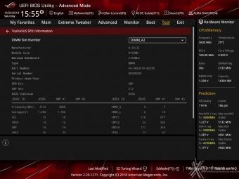 ASUS ROG MAXIMUS XI HERO (WI-FI) 7. UEFI BIOS  -  Impostazioni generali 18