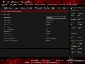 ASUS ROG MAXIMUS XI HERO (WI-FI) 7. UEFI BIOS  -  Impostazioni generali 20