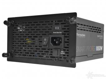 Thermaltake A500 Aluminum TG 5. Installazione componenti 3
