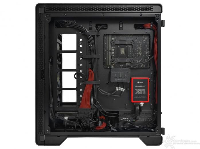 Thermaltake A500 Aluminum TG 5. Installazione componenti 8