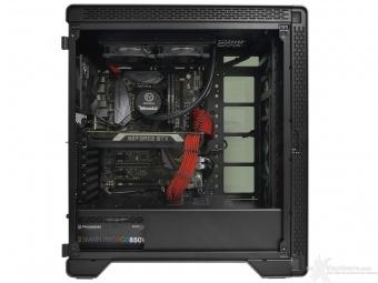 Thermaltake A500 Aluminum TG 5. Installazione componenti 10