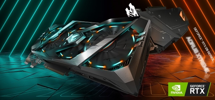 AORUS GeForce RTX 2080 Ti XTREME 11G 1