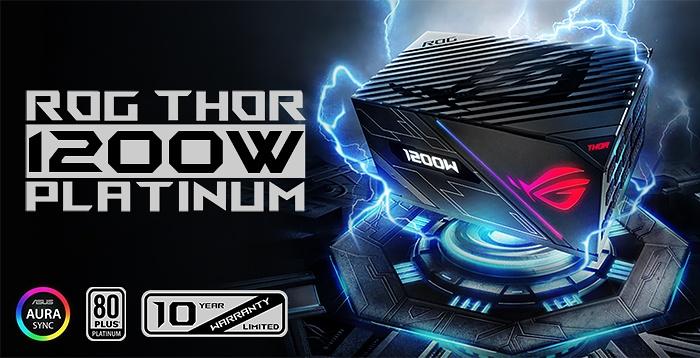ASUS ROG THOR 1200W Platinum 1