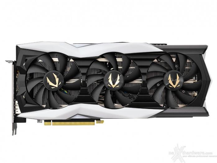 ZOTAC GeForce RTX 2080 Ti AMP Extreme 3. Vista da vicino - Parte prima 1