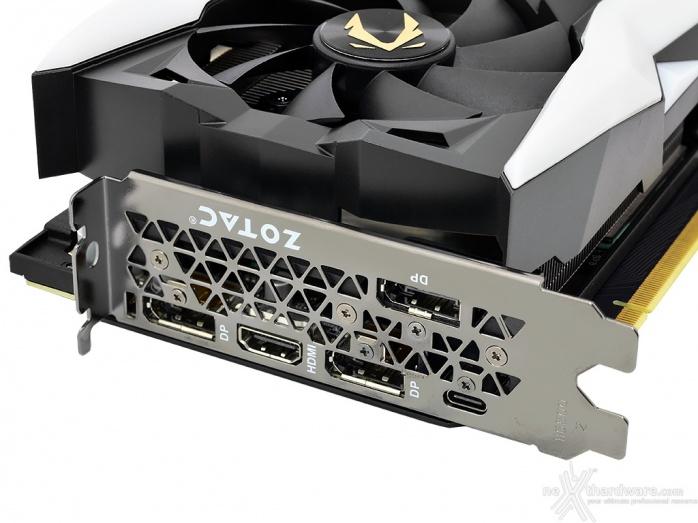 ZOTAC GeForce RTX 2080 Ti AMP Extreme 3. Vista da vicino - Parte prima 7