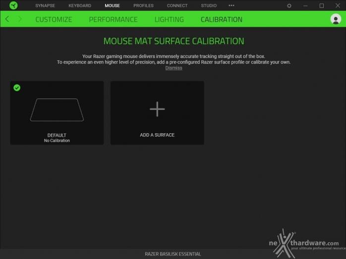 Il setup 2019 di fascia media firmato Razer 5. Razer Synapse 3 7