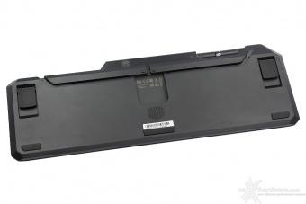 Cooler Master MasterKeys MK850 & MasterMouse MM830 2. MasterKeys MK850 - Vista da vicino 6