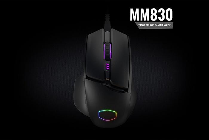 Cooler Master MasterKeys MK850 & MasterMouse MM830 2