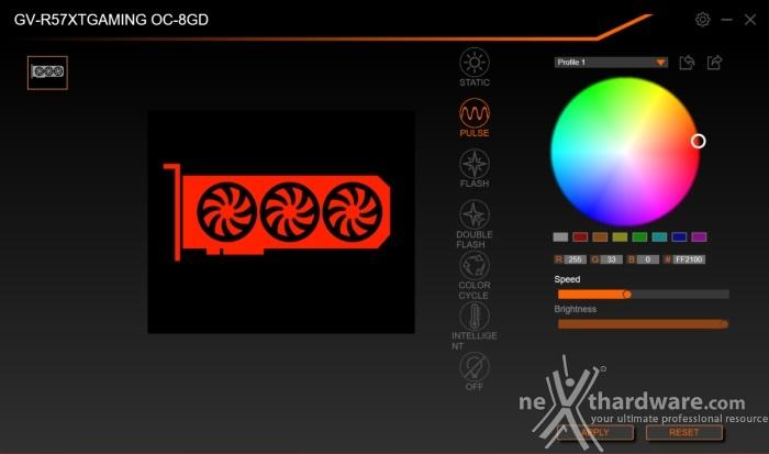 GIGABYTE Radeon RX 5700 XT GAMING OC 3. Vista da vicino - Parte prima 9