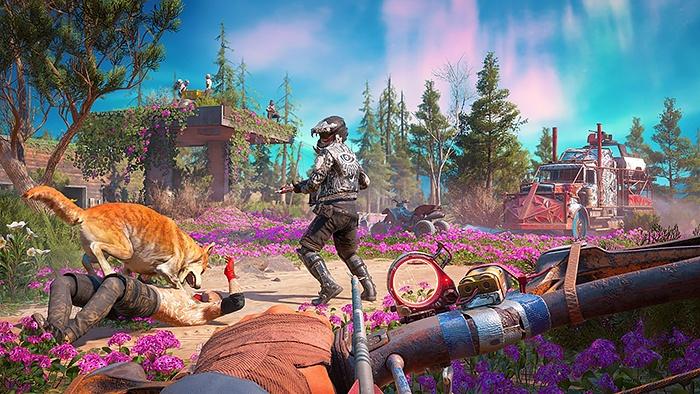 GIGABYTE Radeon RX 5700 XT GAMING OC 9. Assassin's Creed: Odyssey & Far Cry New Dawn 3