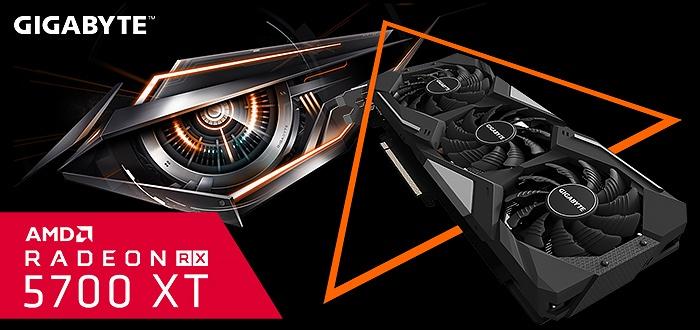 GIGABYTE Radeon RX 5700 XT GAMING OC 1