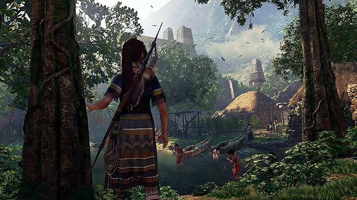 GIGABYTE Radeon RX 5700 XT GAMING OC 12. Shadow of The Tomb Raider & Metro Exodus 1