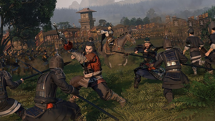 GIGABYTE Radeon RX 5700 XT GAMING OC 11. Tom Clancy's Rainbow Six: Siege & Total War: Three Kingdoms 3