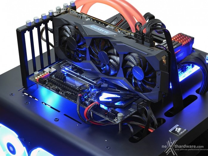 GIGABYTE Radeon RX 5700 XT GAMING OC 6. Piattaforma di test 1