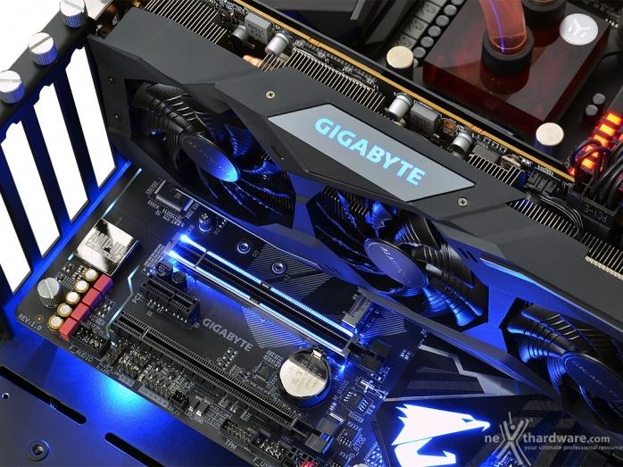 GIGABYTE Radeon RX 5700 XT GAMING OC 13. Overclock 1