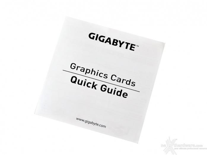 GIGABYTE Radeon RX 5700 XT GAMING OC 2. Packaging & Bundle 4