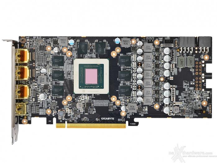 GIGABYTE Radeon RX 5700 XT GAMING OC 5. Layout & PCB 1