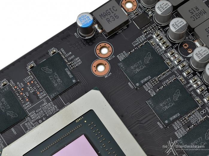 GIGABYTE Radeon RX 5700 XT GAMING OC 5. Layout & PCB 3