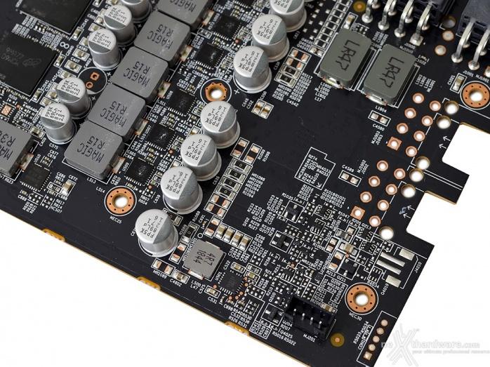 GIGABYTE Radeon RX 5700 XT GAMING OC 5. Layout & PCB 7