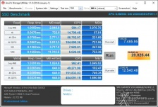 Roundup SSD NVMe PCIe 4.0 17. Anvil's Storage Utilities 1.1.0 8