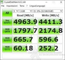 Roundup SSD NVMe PCIe 4.0 14. CrystalDiskMark 6.0.2 6