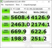 Roundup SSD NVMe PCIe 4.0 14. CrystalDiskMark 6.0.2 4