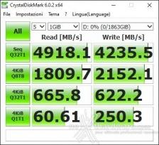 Roundup SSD NVMe PCIe 4.0 14. CrystalDiskMark 6.0.2 7