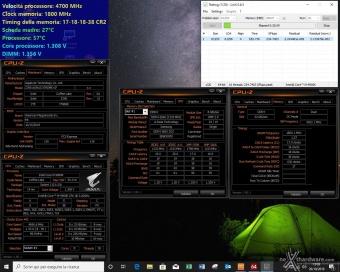 ADATA XPG SPECTRIX D60G 3600MHz 32GB 5. Test di stabilità 1