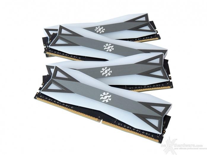 ADATA XPG SPECTRIX D60G 3600MHz 32GB 1. Presentazione delle memorie 5