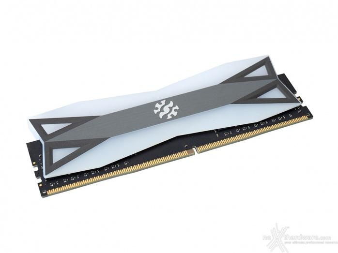 ADATA XPG SPECTRIX D60G 3600MHz 32GB 1. Presentazione delle memorie 6
