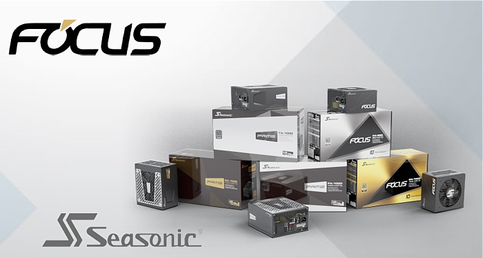 Seasonic FOCUS GX-850 1