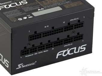 Seasonic FOCUS GX-850 2. Visto da vicino 4
