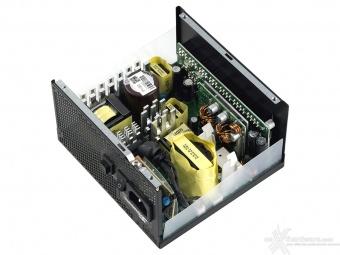 Seasonic FOCUS GX-850 3. Interno 2