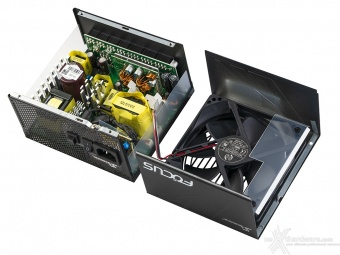 Seasonic FOCUS GX-850 3. Interno 1