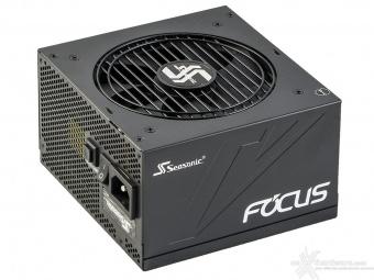 Seasonic FOCUS GX-850 2. Visto da vicino 2
