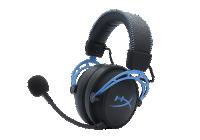 Solita elevata qualità complessiva e scheda audio USB con surround 7.1 virtuale per le nuove cuffie gaming del produttore a stelle e strisce.