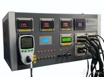 Seasonic PRIME GX-650 8. Strumentazione & Metodologia di test 1
