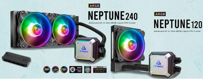 Antec Neptune 120 & 240 1