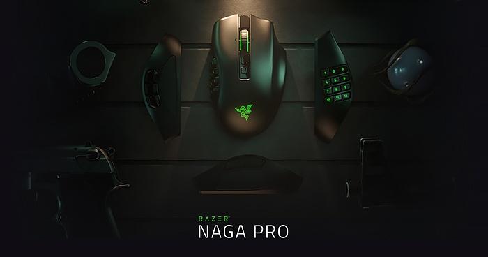 Razer Naga Pro & Acari 1