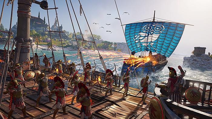 ZOTAC GeForce RTX 3090 Trinity 10. Total War: Three Kingdoms, Assassin's Creed: Odyssey & Red Dead Redemption II 3